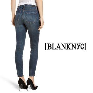 "BLANKNYC | ""The Great Jones"" High Rise Skinny Jean"